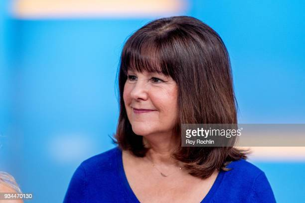 "Second Lady Karen Pence visits Fox & Friends to discuss ""Maroln Bundo's a day in the life of The Vice President"" at Fox News Studios on March 19,..."