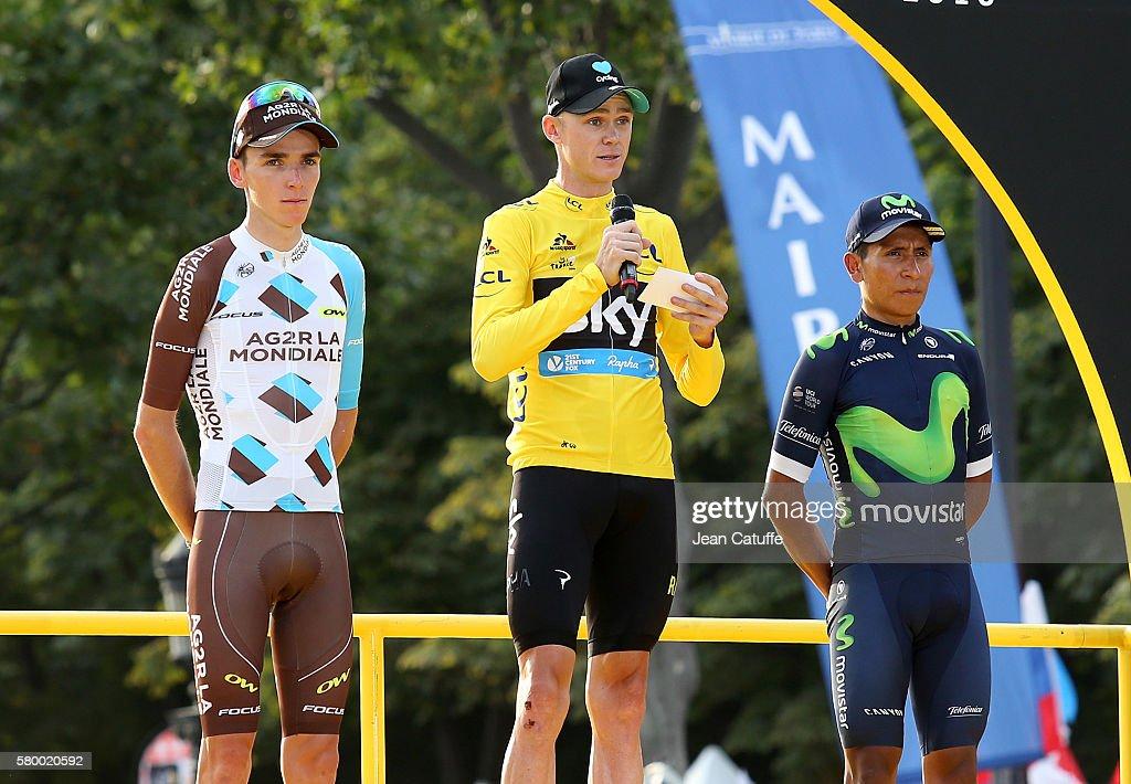 Le Tour de France 2016 - Stage Twenty One : ニュース写真