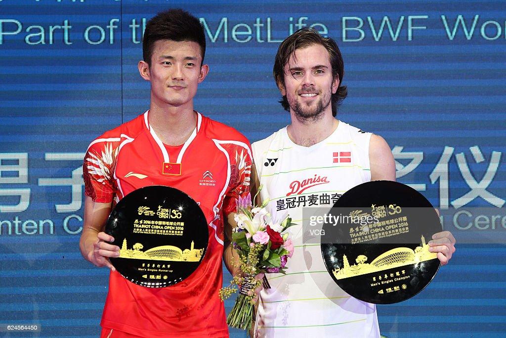 BWF Thaihot China Open 2016 - Day 6