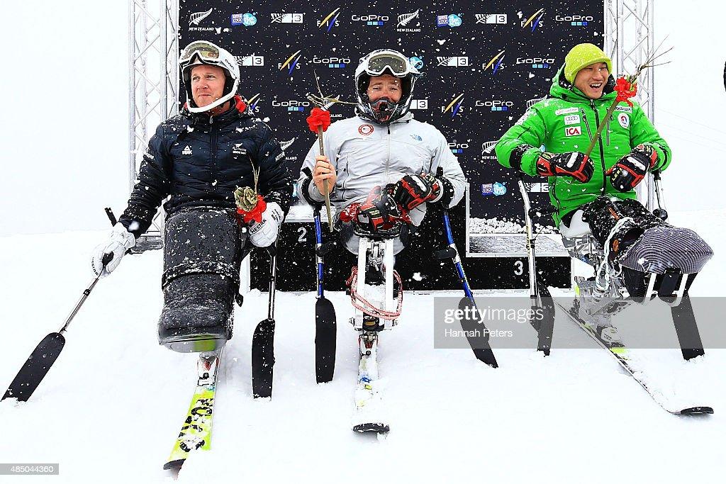 Winter Games NZ - IPC Alpine Adaptive Slalom Southern Hemisphere Cup : News Photo