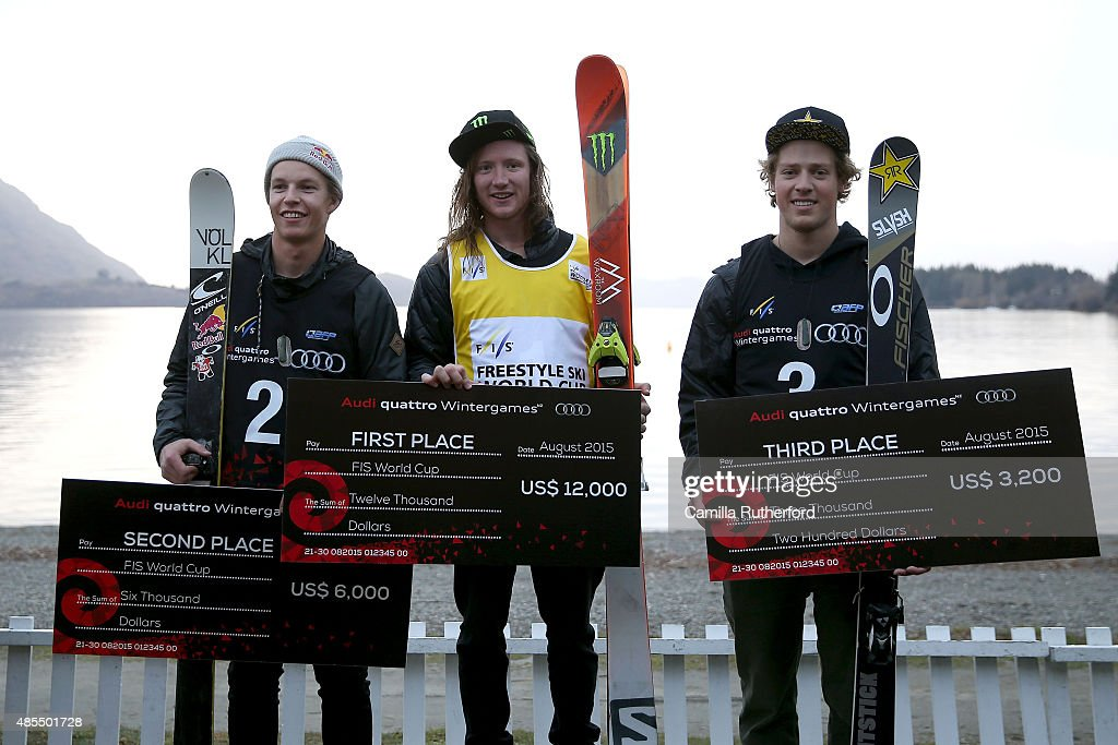 Winter Games NZ - FIS Freestyle Ski World Cup Slopestyle - Finals : News Photo