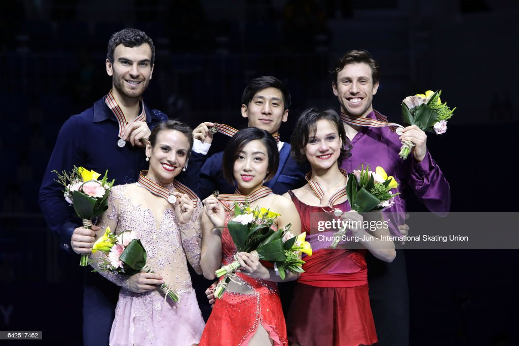 ISU Four Continents Figure Skating Championships - Gangneung - Day 3 : News Photo