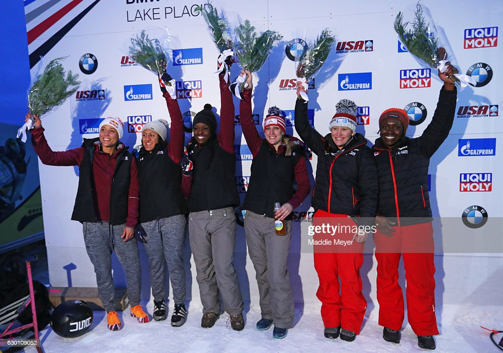 2017 IBSF World Cup Bobsled & Skeleton - Day 1 : News Photo