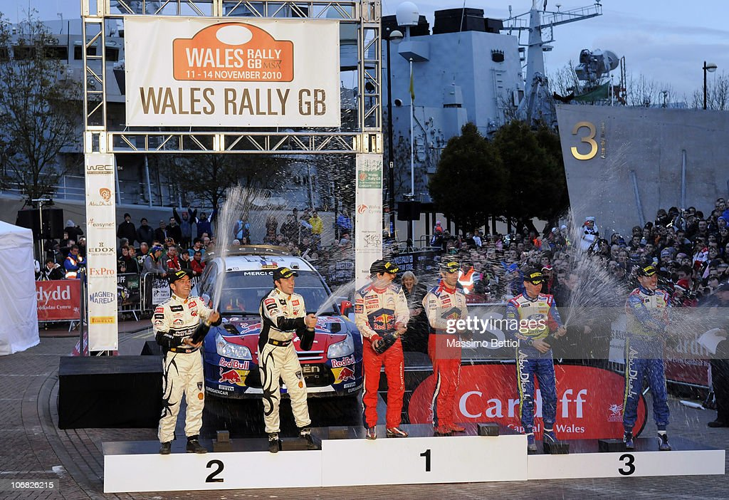 Wales Rally  GB - Day Three