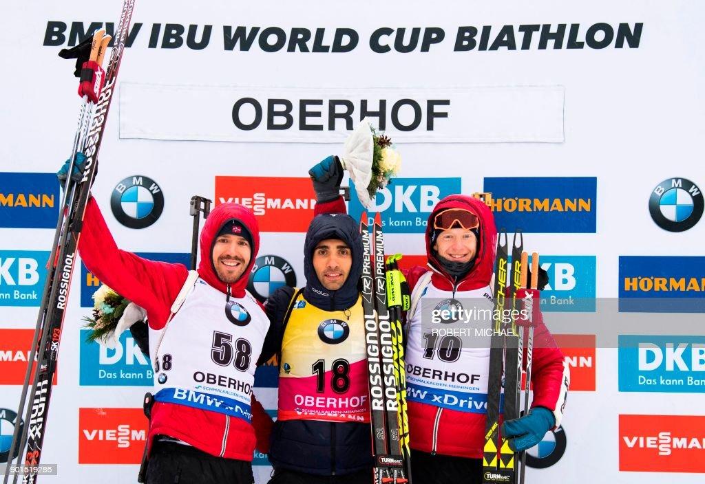 BIATHLON-WC : News Photo