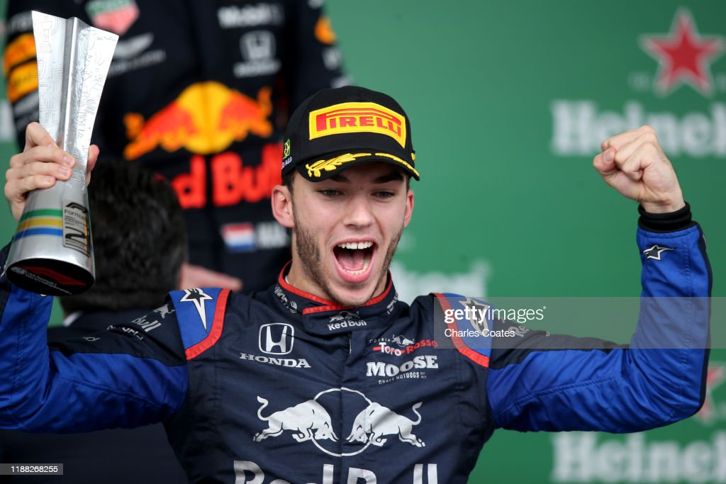 F1 Grand Prix of Brazil : News Photo