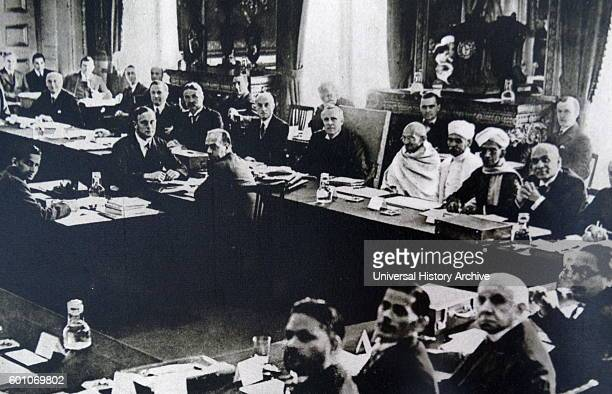 Second Round Table Conference on the future of India A settlement between Mahatma Gandhi and Viceroy Lord Irwin known as the GandhiIrwin Pact was...
