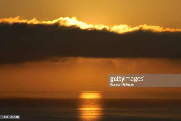 second sunrise - gunnar helliesen stock pictures, royalty-free photos & images