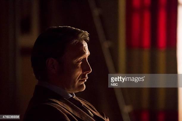 HANNIBAL 'Secondo' Episode 303 Pictured Mads Mikkelsen as Hannibal Lecter