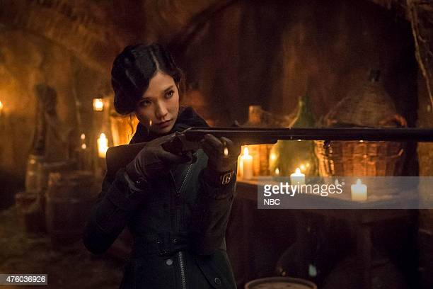 HANNIBAL 'Secondo' Episode 303 Pictured Tao Okamoto as Chiyoh