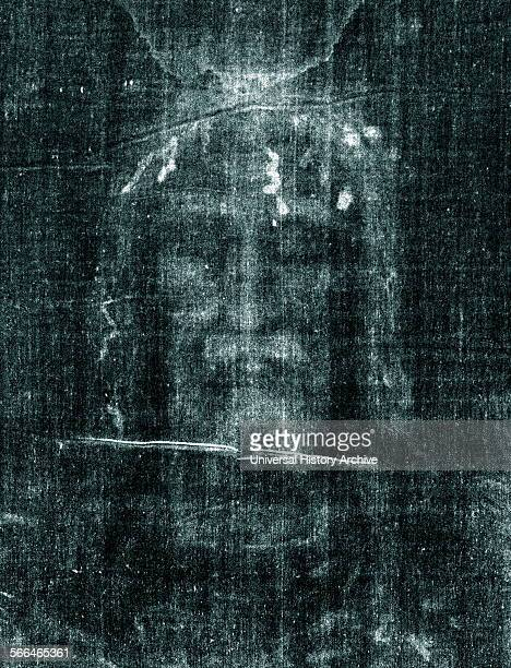 Secondo Pia's 1898 negative of the image on the Shroud of Turin has an appearance suggesting a positive image It is used as part of the devotion to...