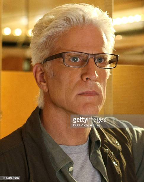 73 Seconds Ted Danson as DB Russell in CSI CRIME SCENE INVESTIGATION which begins its 12th season on Wednesday September 21 2011 on the CBS...