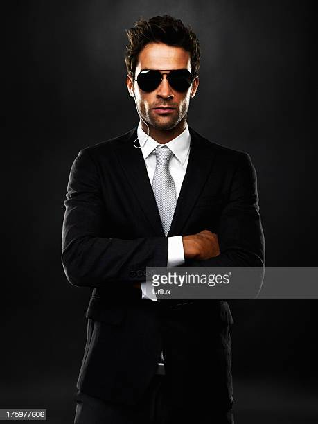 secret agent - bodyguard stock pictures, royalty-free photos & images