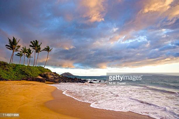 Secret beach, Makena