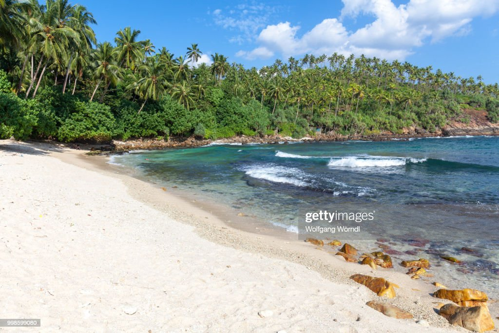 Secret Beach : Stock Photo