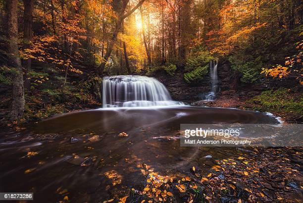 Secret Falls - Rock River Falls