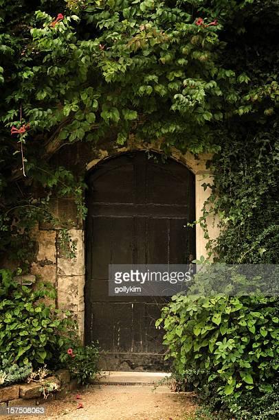 Jardim privado Porta