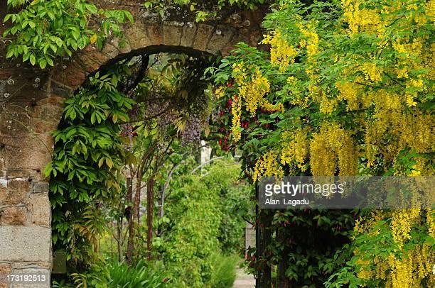 Secret garden, au Royaume-Uni.