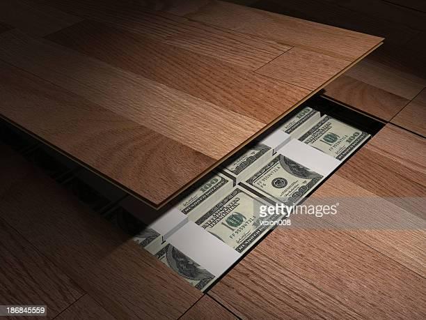 Secret Geld
