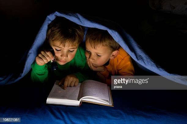 Secret night time reading