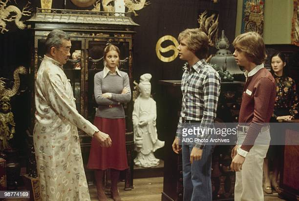 MYSTERIES Secret of Jade Kwan Yon which aired on May 15 1977 RICHARD