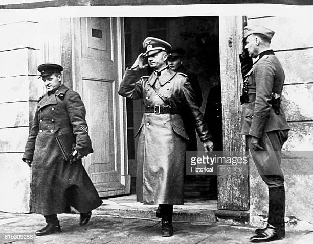 A secret protocol for the NaziSoviet Pact signed a week before Hitler's invasion of Poland called for dividing that country between the Russians and...