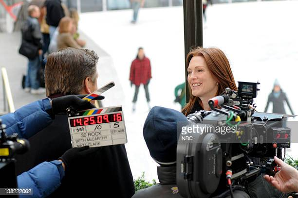 30 ROCK 'Secret Santa' Episode 408 Air Date Pictured Julianne Moore as Nancy