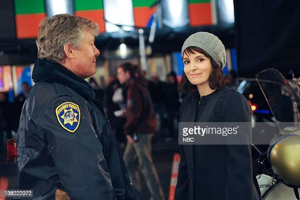 30 ROCK 'Secret Santa' Episode 408 Air Date Pictured Larry Wilcox as Himself Tina Fey as Liz Lemon