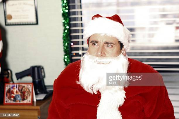 THE OFFICE 'Secret Santa' Episode 610 Air Date Pictured Steve Carell as Michael Scott Photo by Chris Haston/NBCU Photo Bank