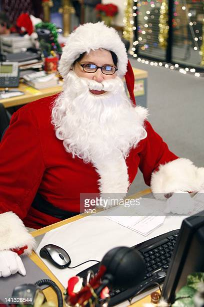 THE OFFICE 'Secret Santa' Episode 610 Pictured Phyllis Smith as Phyllis Lapin Photo by Chris Haston/NBC/NBCU Photo Bank