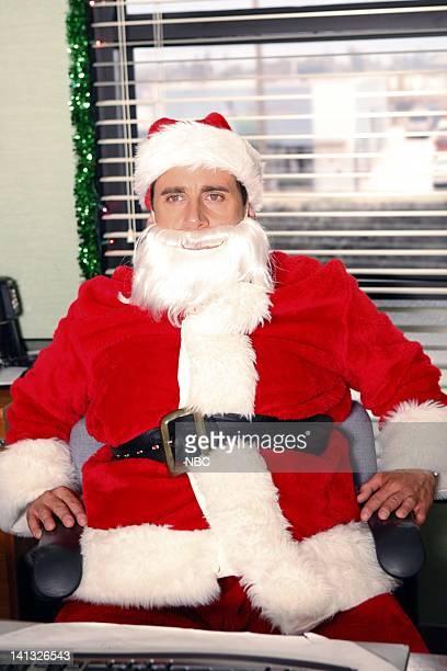 THE OFFICE 'Secret Santa' Episode 610 Pictured Steve Carell as Michael Scott Photo by Chris Haston/NBC/NBCU Photo Bank