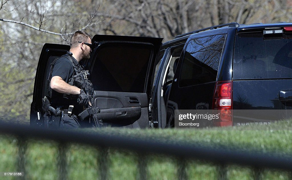 Shots Fired At The U.S. Capitol : News Photo