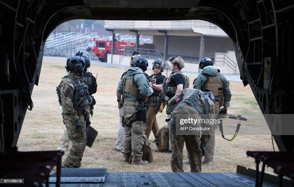 SKOREA-POLITICS-TRUMP-US-SKorea-NKorea-Trump-diplomacy-defence : News Photo