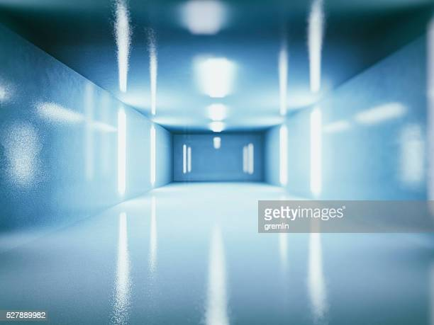 Segreto corridoio sotterraneo