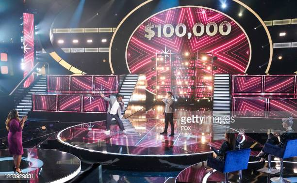 """Secret voice """"Stylist"""" and panelist Nick Lachey in the series premiere episode of I CAN SEE YOUR VOICE airing Wednesday, Sept. 23 on FOX."""