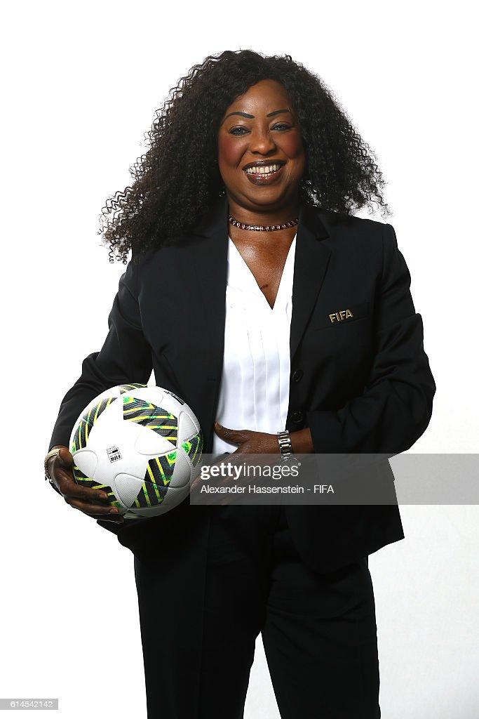 FIFA Council Members - Portrait Session