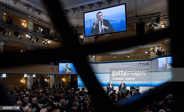 52nd Munich Security Conference Pictures and Photos - Getty