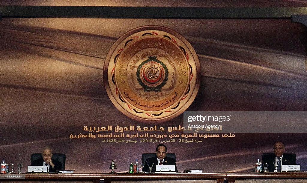 26th Arab League Summit : ニュース写真