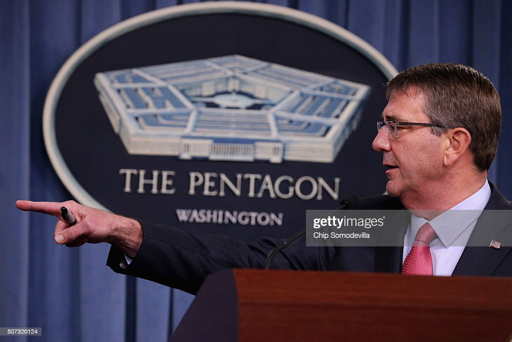 Defense Secretary Ash Carter Announces New Quality Of Life Military Reforms