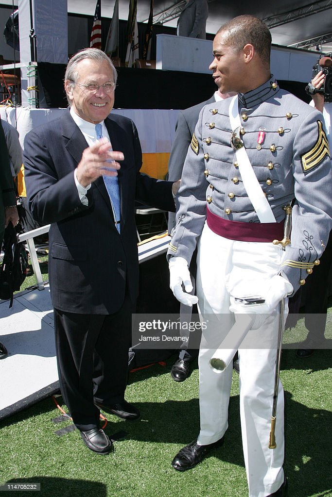 2004 U.S. Military Academy Graduation Ceremony