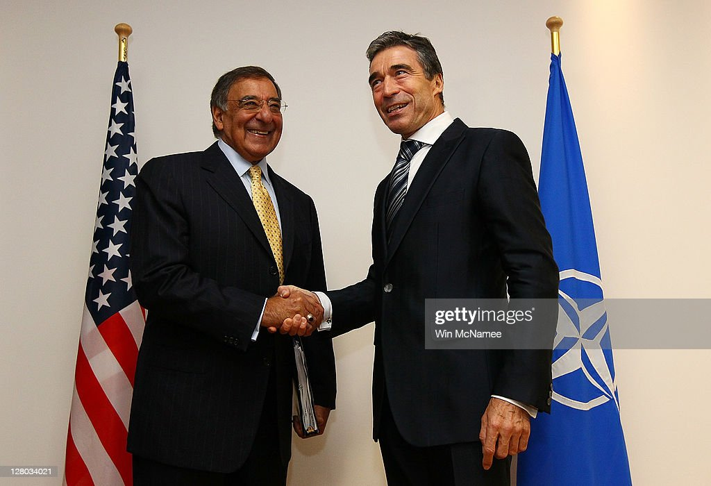 U.S. Secretary of Defense Leon Panetta Attends NATO Meetings