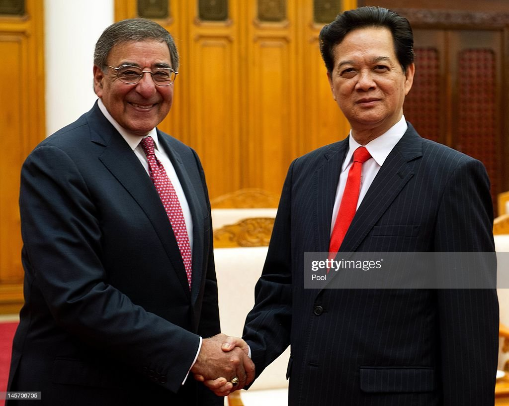 Secretary of Defense Panetta Visits Asia For 9-Day Trip