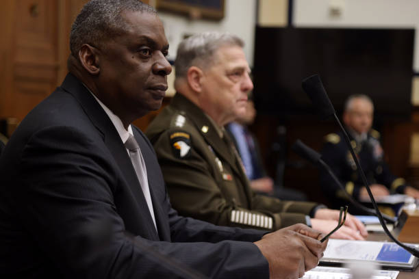 DC: House Armed Services Committee Considers Defense Department's Budget Request