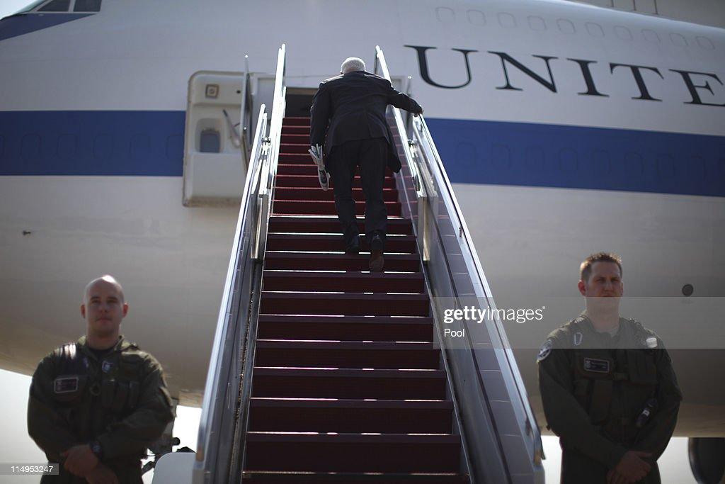 Gates Travels To Asia, Europe On Last Trip As Secretary of Defense
