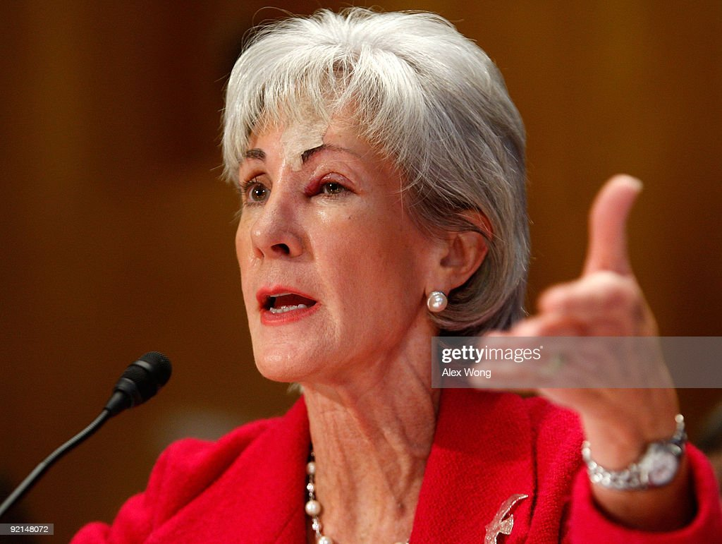 Sebelius, Duncan And Napolitano Testify On Gov't Response To H1N1 Flu