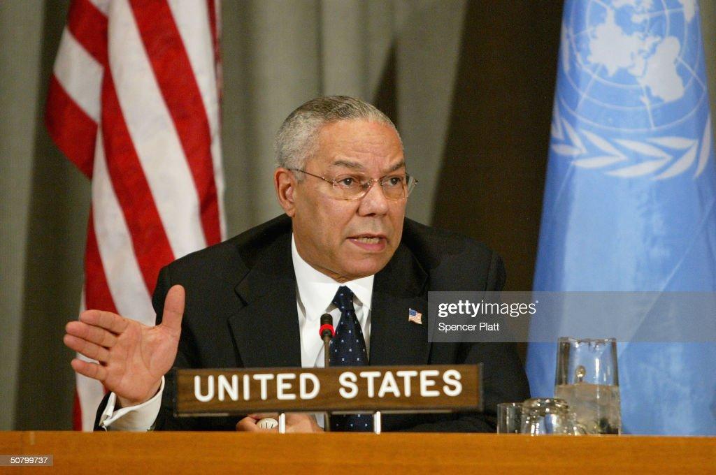 Quartet Meets At UN To Discuss Mideast Peace : News Photo