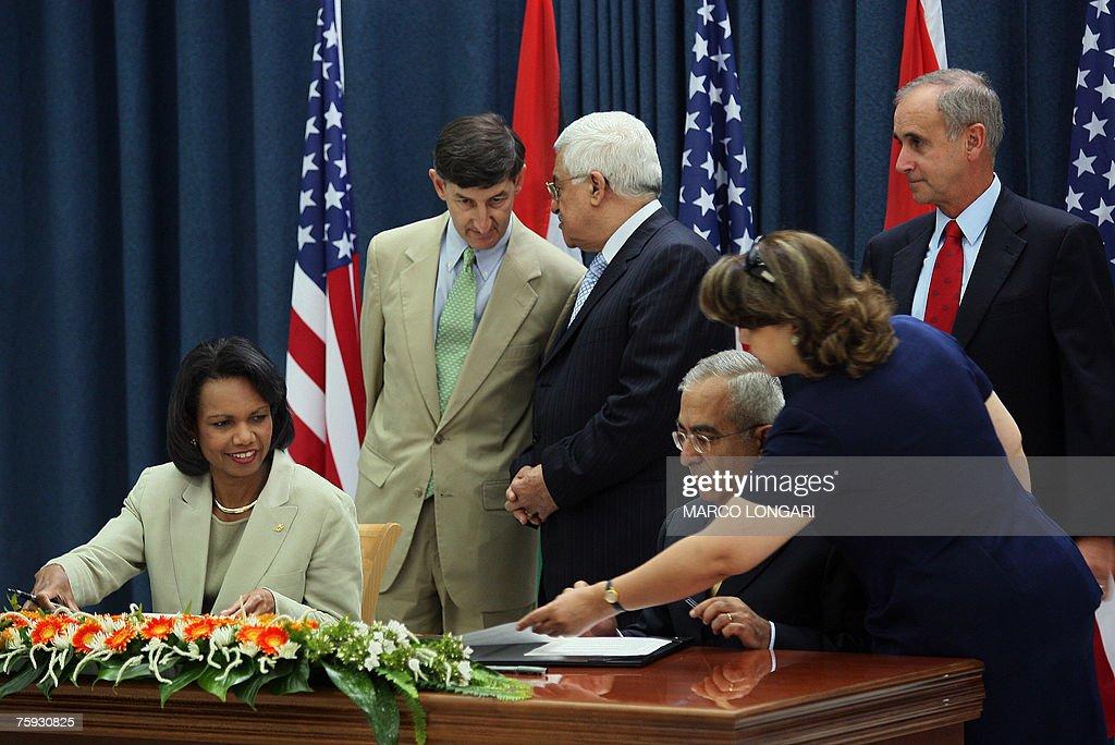 US Secretary of State Condoleezza Rice ( : News Photo