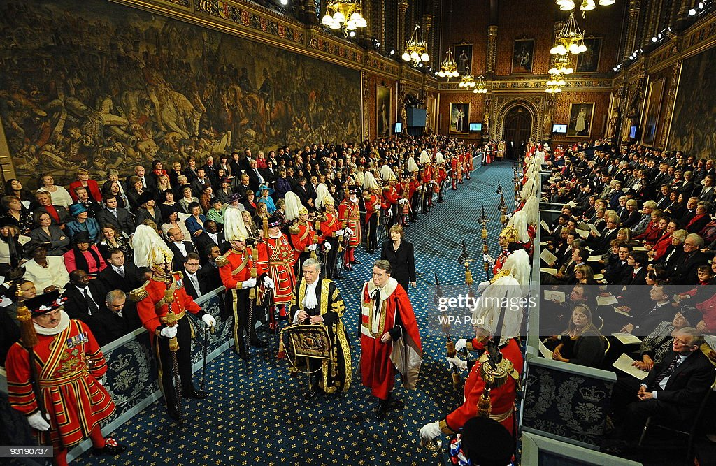 The Queen and Duke Of Edinburgh Attend The State Opening Of Parliament