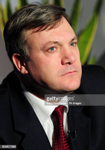 Secretary of State for Children Schools and Families Ed Balls reacts to the sentencing of two young brothers who tortured a nineyearold and an...
