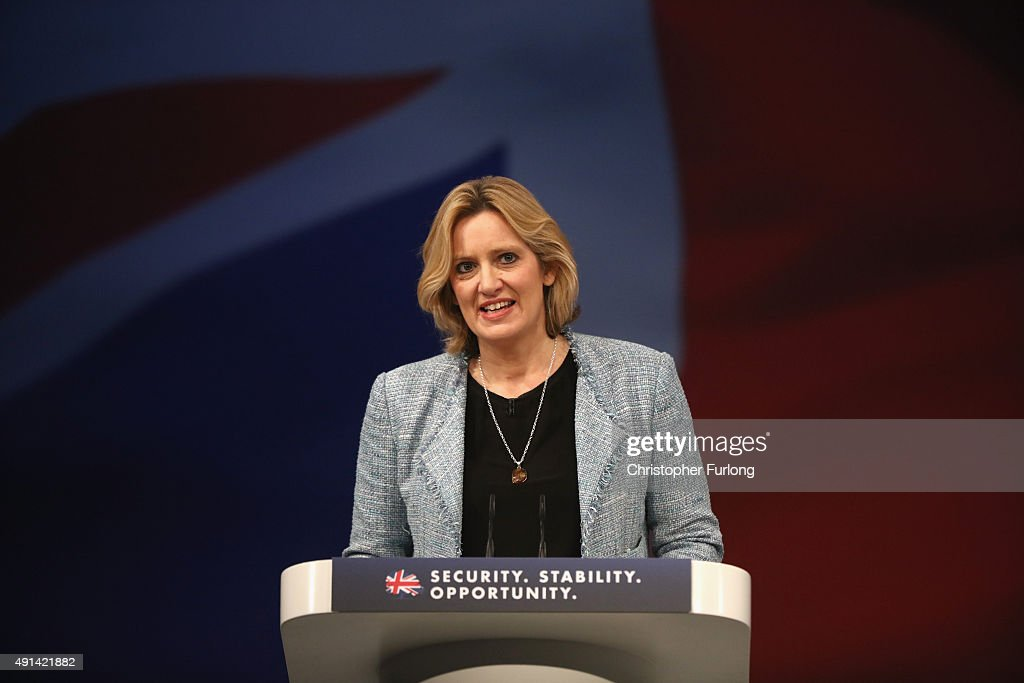 Conservative Party Autumn Conference 2015 - Day 2 : News Photo